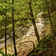 Laughing Whitefish Falls 2 Poster