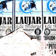 Laujar Fight Poster