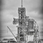 Launch Pad 39a Poster