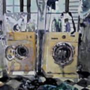 Laundry Room. Poster