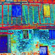 Lautrec Magic France Poster
