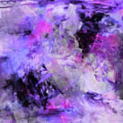 Lavender Gardens Poster