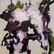 Lavender Series No. 2 Poster