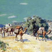 Lazerges 1900 Poster