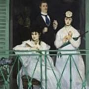 Le Balcon Poster