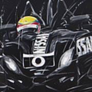 Le Mans Nissan Delta Poster
