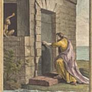 Le Thesauriseur Et La Singe (the Miser And The Monkey) Poster
