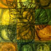 Leaf Whisper Poster