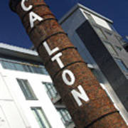 Leaning Tower Of Carlton Poster
