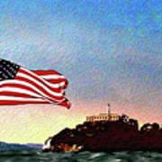 Leaving Alcatraz Poster