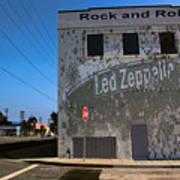 Led Zeppelin I Poster