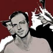 Lee Harvey Oswald Dallas Police Station Dallas Texas Unknown Photographer 1963-2016 Poster