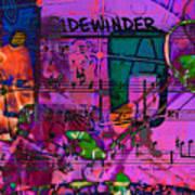 Lee Sidewinder Morgan Poster