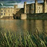 Leeds Castle In Kent Poster