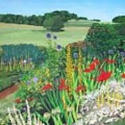 Leeds Garden Poster