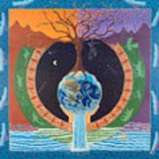 Legacy Mandala Poster