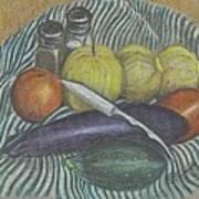Lemon Cucumbers Poster