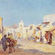 Leopold Carl Muller 1887 Poster
