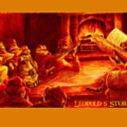Leopold's Storytime Poster