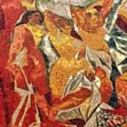 Les Demoiselles D'avignon Poster