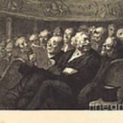 Les Fauteuils D'orchestre Poster