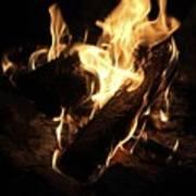 Let It Burn Poster