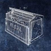 Letter Box Patent Poster