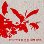 Letting Go  Poster