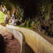 Levada Da Serra Do Faial, Madeira Poster