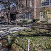 Lew Wallace High School April 2015 016 Poster
