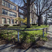 Lew Wallace High School April 2015 017 Poster