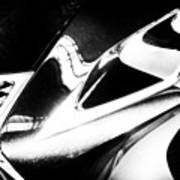 Lexus Bw Abstract Poster
