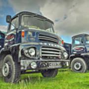 Leyland Comet Poster