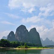 Li River Poster