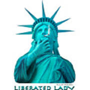 Liberated Lady 3 Poster
