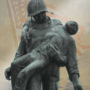 Liberation Monument Poster
