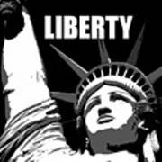 Liberty Classic Work A Poster