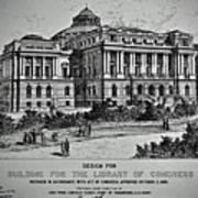 Library Of Congress Proposal 2 Poster