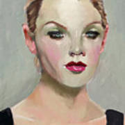 Liepke Color Palette Lady Poster