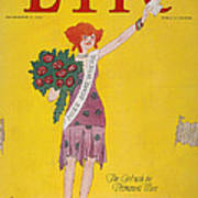 Life Cover, 1926 Poster