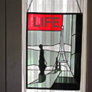 Life Cover By Ed Clark Poster