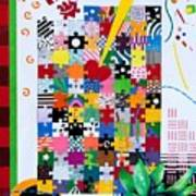 Life Is A Puzzle Poster