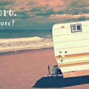 Life Is Short Buy The Beach House Mug Poster