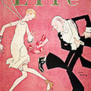 Life Magazine Cover, 1926 Poster