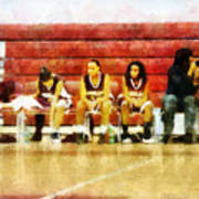 Life On The Bench Poster