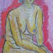 Life Study Of The Female Figure 07 Poster