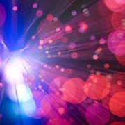 Light Burst-2 Poster