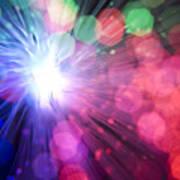 Light Burst-5 Poster