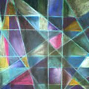 Light Patterns 2 Poster