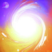 Light Source Poster